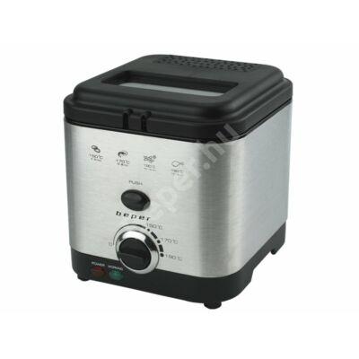 Beper BC.352 Elektromos rozsdamentes acél olajsütő 1.5 L 900W