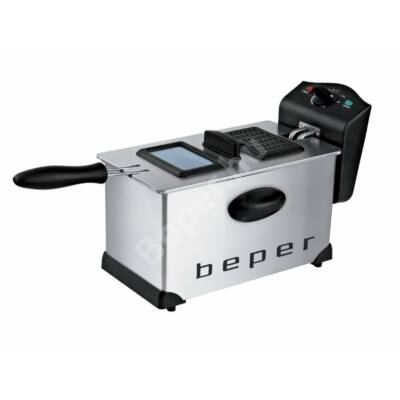 Beper BC.353 Professzionális elektromos olajsütő 2000W